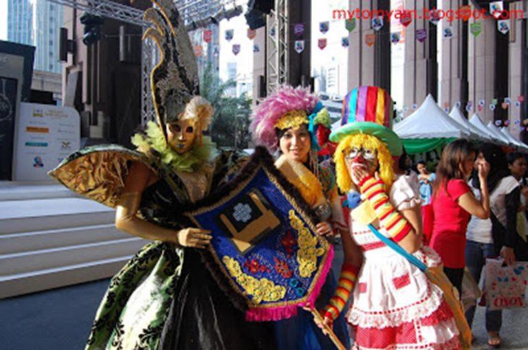 Summer Street Fest 2009 at Berjaya Times Square, Kuala Lumpur