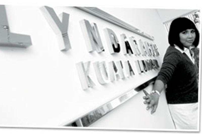 Eksperimen Lynda Rahim